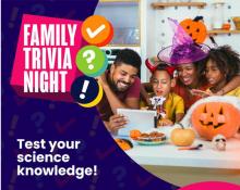 OSC Family Trivia Night: Hallowe'en Fun