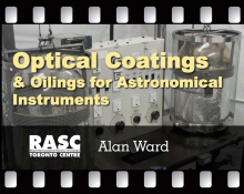 Optical Coatings & Oilings for Astronomical Instruments