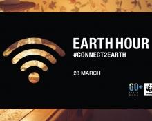 Oshawa Museum Earth Hour 2020