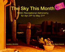 Sky this Month May 2019