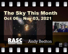 The Sky This Month October 6 - November 3, 2021