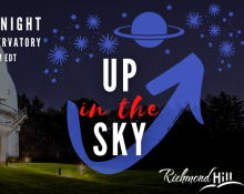 Up in the Sky July 16
