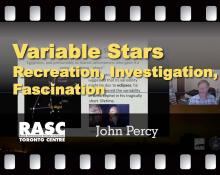 Variable Stars with John Percy