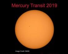 Mercury Transit 2019