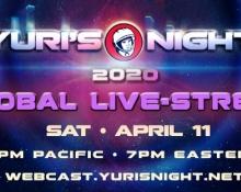 Yuri's Night 2020