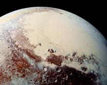 Pluto (New Horizons)